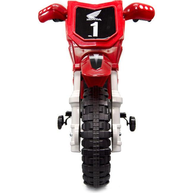 Honda CRF250R Dirt Bike 6V Red