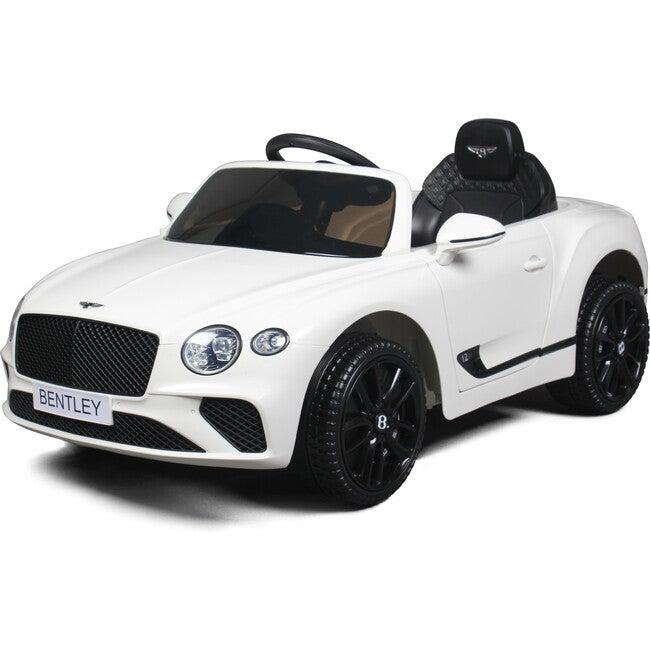 Bentley 12V, White