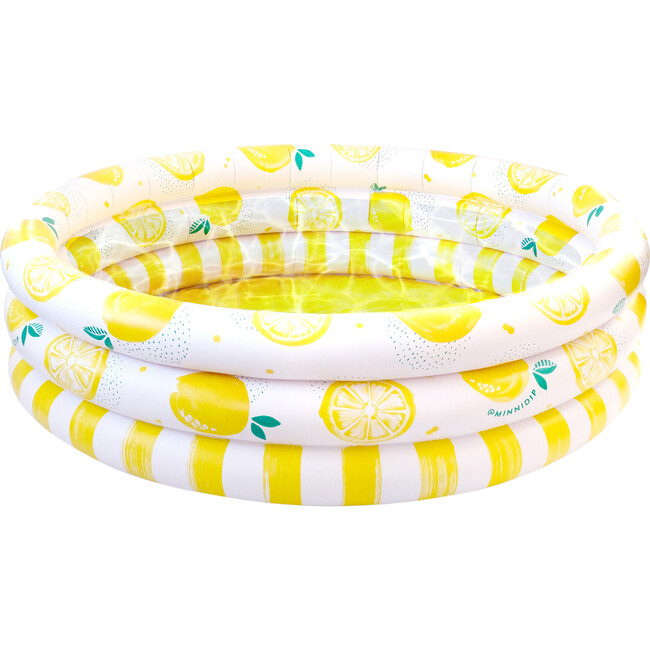 Squeeze the Day Luxe Inflatable Pool