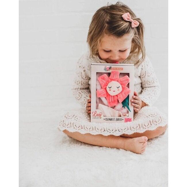Little Artist Lovey