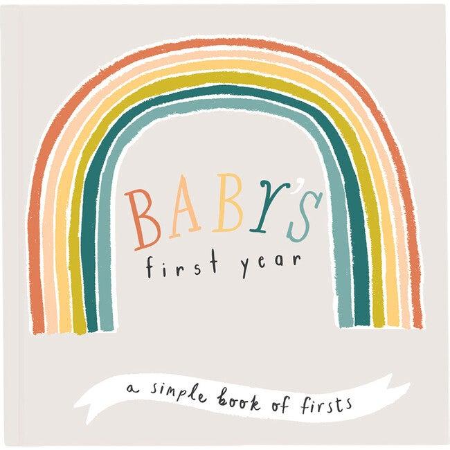 Little Rainbow Memory Book
