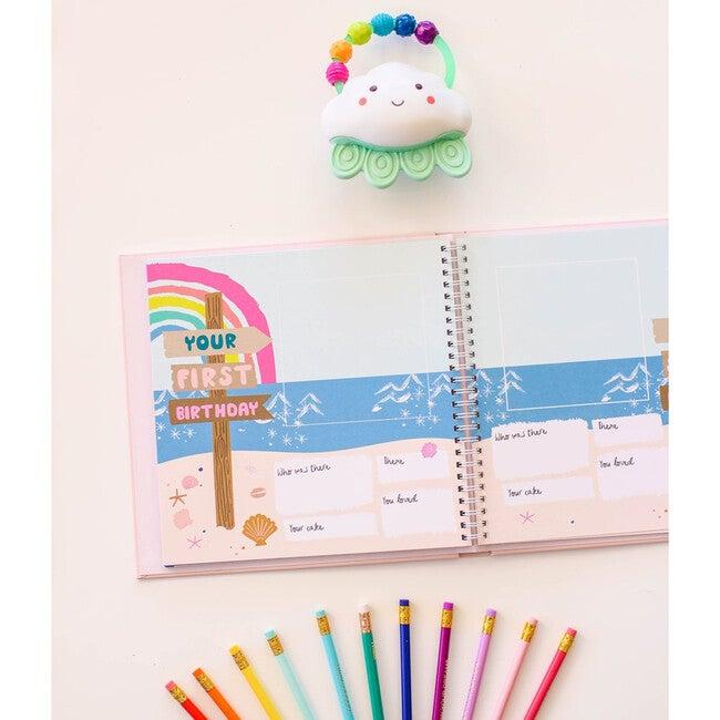Little Beach Babe Memory Book