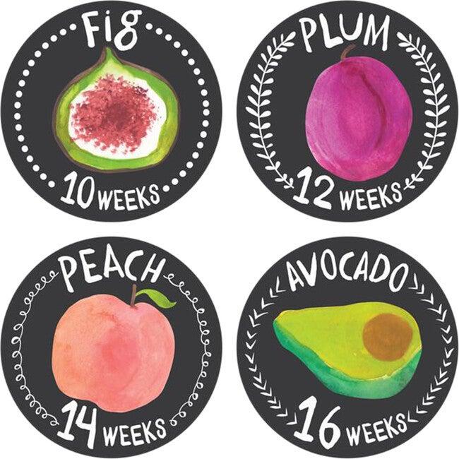 Growing Garden Pregnancy Belly Stickers