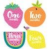 Little Tutti Frutti Monthly Baby Stickers - Keepsakes & Mementos - 1 - thumbnail