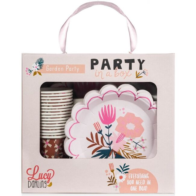 Garden Party Party in a Box