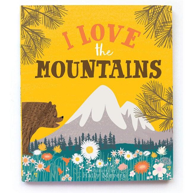 I Love the Mountains - Books - 1