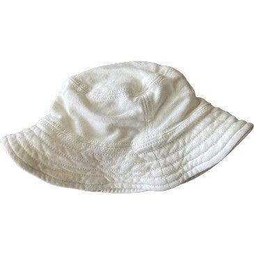 Lil' Sunshine Hat, Oat Milk