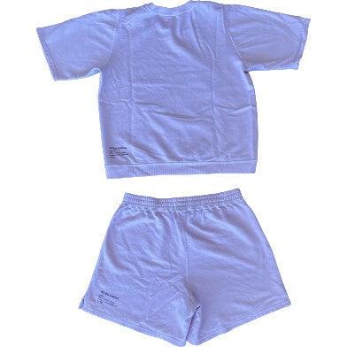 Adult Short Sweat Set, Lilac