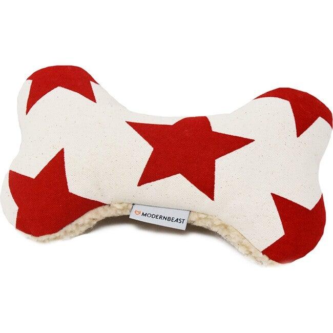 Adventure Bone, Red Star - Pet Toys - 1