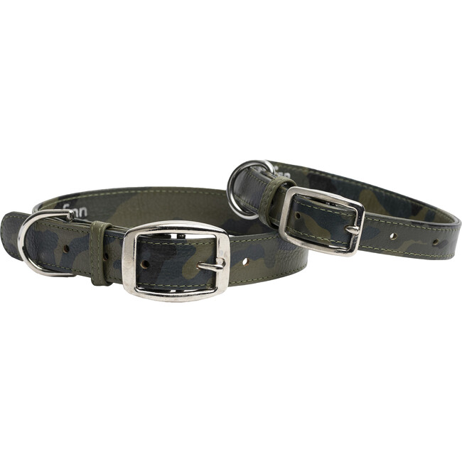 The Finley Collar in Camouflage