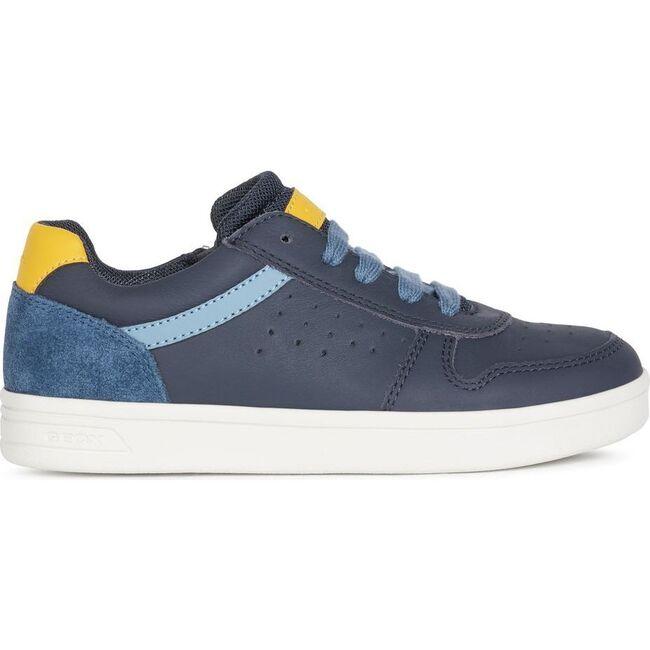 DJ Rock Sneakers, Navy