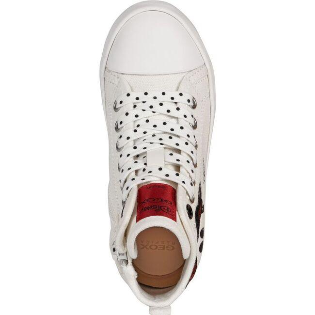 Minnie Sneakers, White