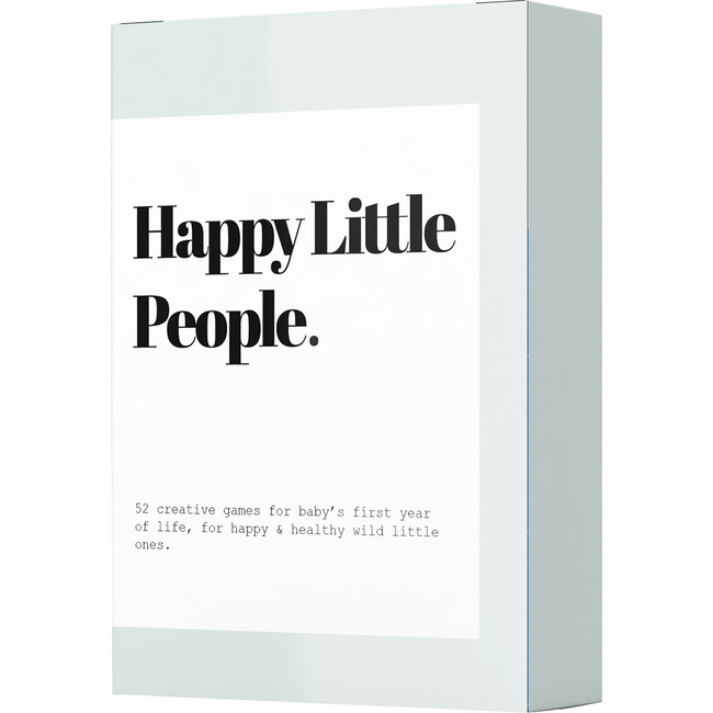 Happy Little People, 0-12 Months