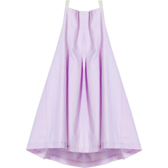 Sleeveless Halter Dress, Pink
