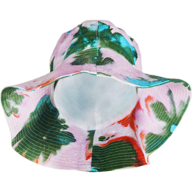 Women's Alex Hat, Pigment Splash Hyacinth