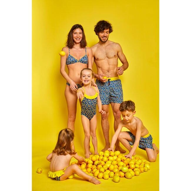 Octavie Lemonade Bikini Bottom, Blue
