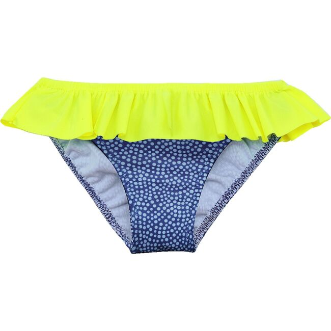 Octavie Sunny Atolls Bikini Bottoms, Blue