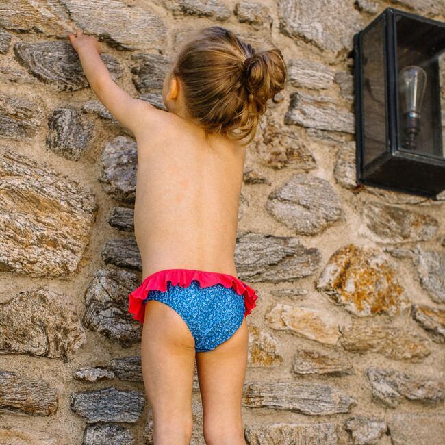 Octavie Riviera Bikini Bottoms, Blue