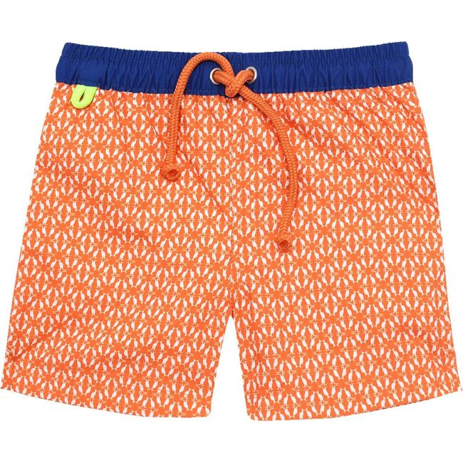 Meno Kangaroos Swim Trunks, Orange
