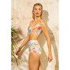 Women's Josephine Full Coverage Swim Bottom, Brushed Flora - Two Pieces - 5