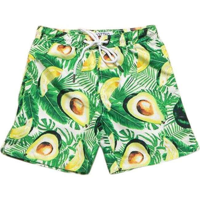 Men's Hudson Boardshort, Avocado