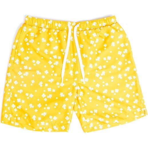 Men's Hudson  Boardshort, Sun Sprite