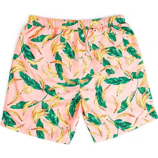 Men's Hudson Boardshort, Banana Palm