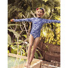 Mini Kelly Long Sleeve One Piece, Nazare Wave - One Pieces - 4