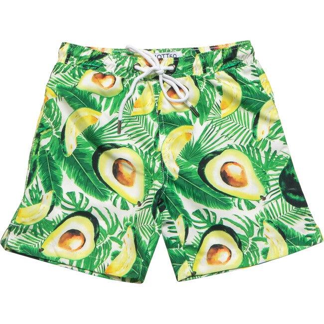 Mini Major Boardshort, Avocado