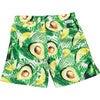 Mini Major Boardshort, Avocado - Swim Trunks - 2