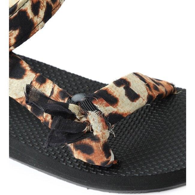 Terk Sandals, Leopard
