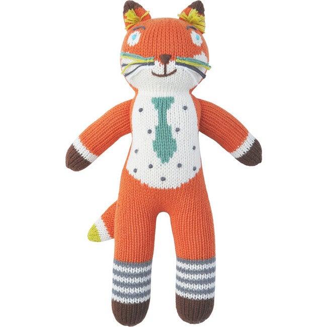 Socks the Fox Knit Doll, Mini