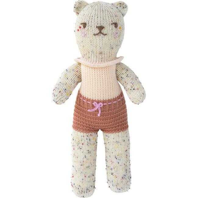 Grenadine the Tweedy Bear Knit Doll, Mini