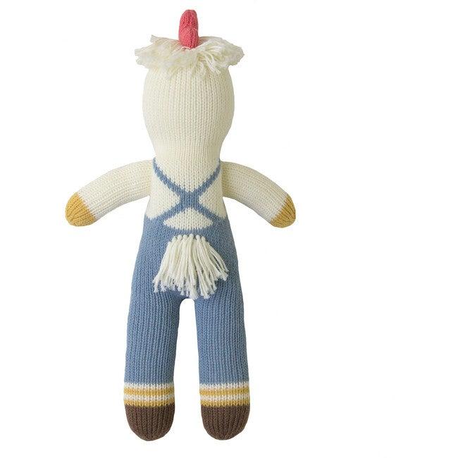 Benedict the Chicken Knit Doll, Mini