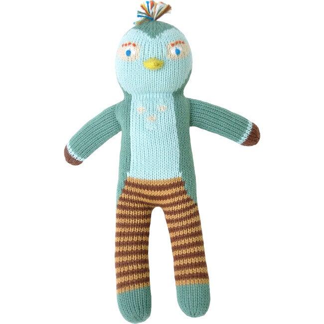 Figaro the Bird Knit Doll, Mini