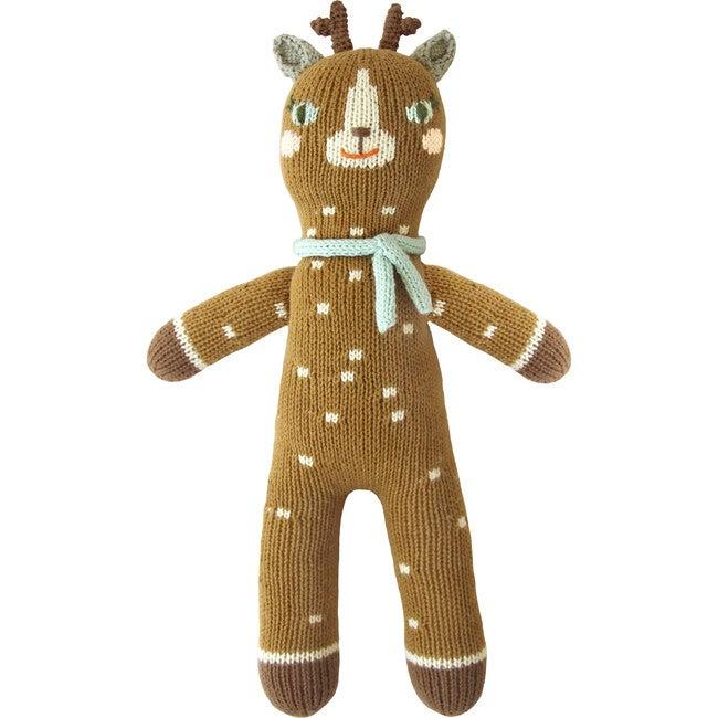 Jasper the Deer Knit Doll, Mini