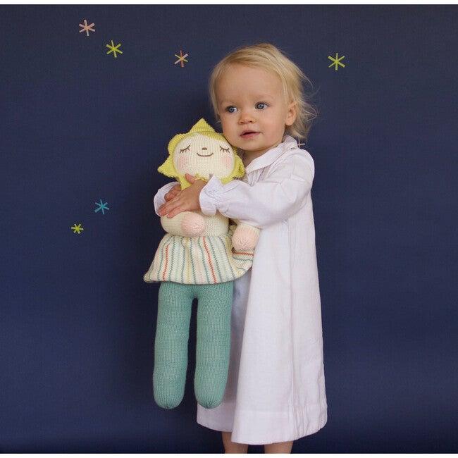 Nova the Star Knit Doll, Multi