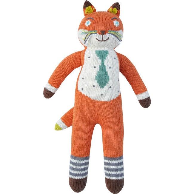 Socks the Fox Knit Doll