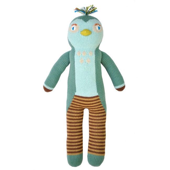 Figaro the Bird Knit Doll