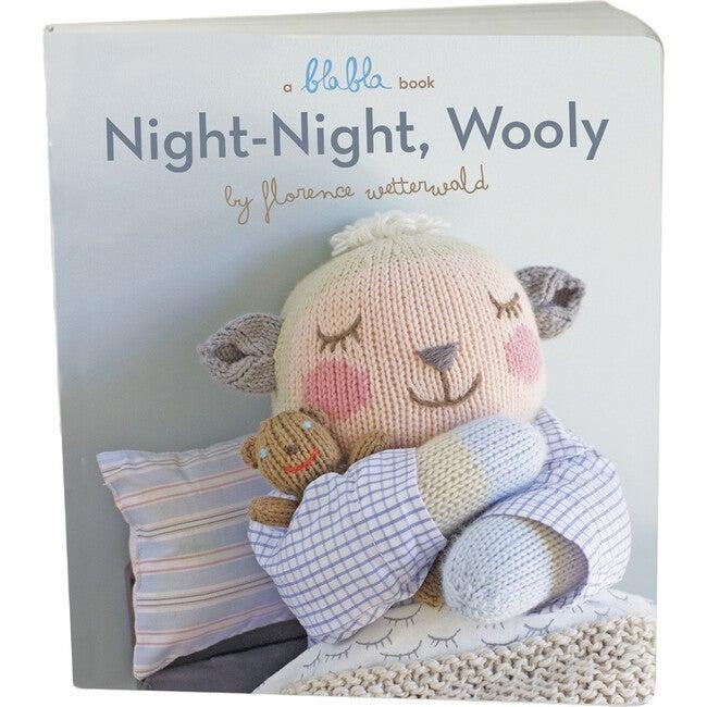 Night-Night Wooly - Books - 1