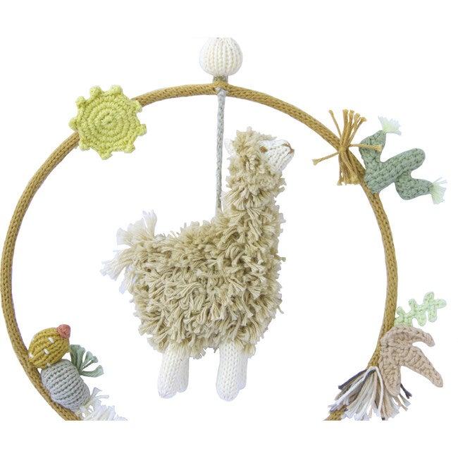 Alpaca Dream Ring Mobile
