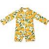 Mini Taylor Baby LS Sunsuit, Le'Orangerie - One Pieces - 1 - thumbnail