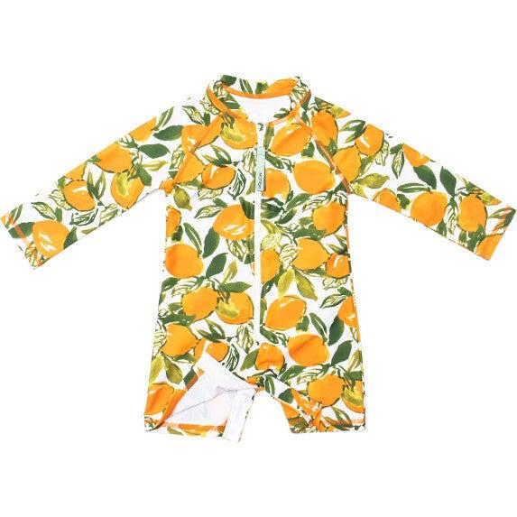 Mini Taylor Baby LS Sunsuit, Le'Orangerie