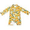 Mini Taylor Baby LS Sunsuit, Le'Orangerie - One Pieces - 2