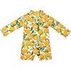 Mini Taylor Baby LS Sunsuit, Le'Orangerie - One Pieces - 3