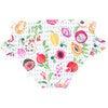 Mini Gemma Girls Ruffle Swim Bottom, Fresco Crush - Two Pieces - 2