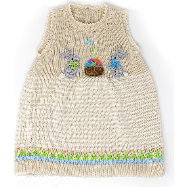 Easter Dress with Bunnies