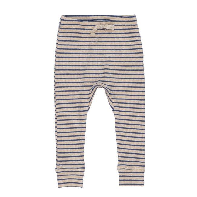 Ricki Pant, Blue & Natural Stripe