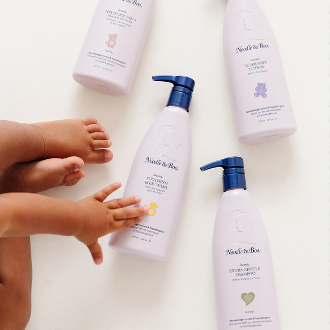 Soothing Body Wash, Lavender