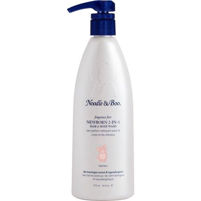 Newborn 2-in-1 Hair and Body Wash, Fragrance Free